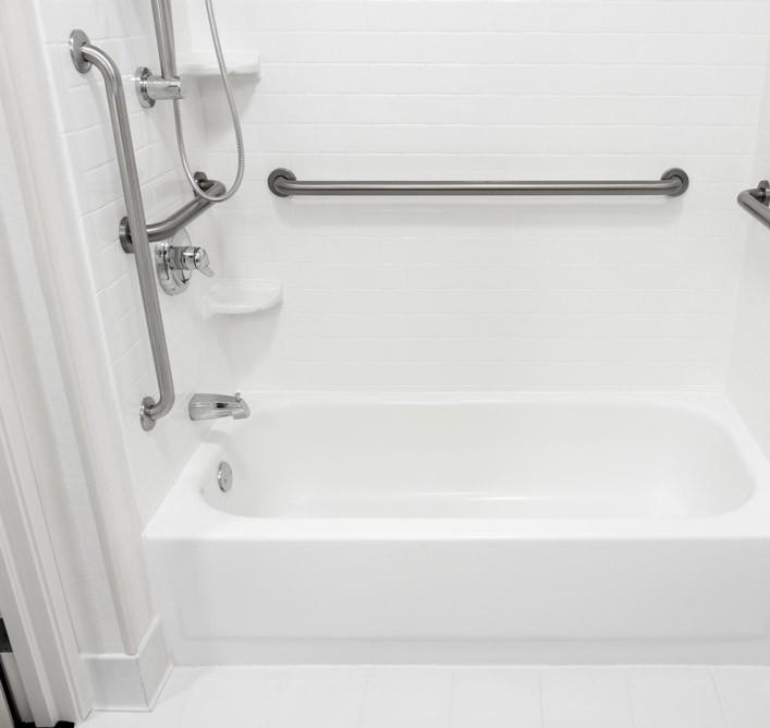 salle de bain PMR à Béziers