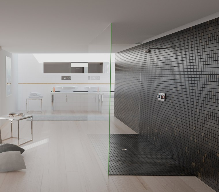 Salle de bain Zen à Béziers