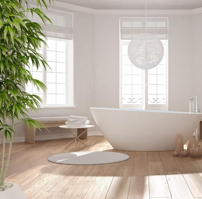 Salle de bain design à Béziers